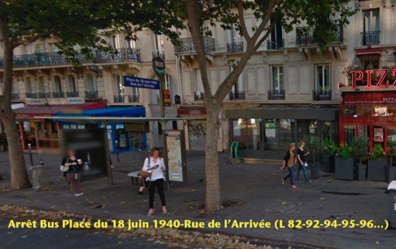 PRCF MANIF 14 Juin 2016 - RDV 55 Bd du Montparnasse