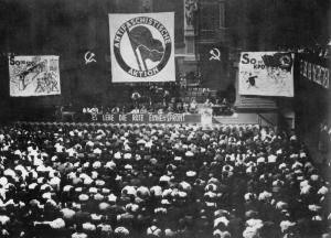 """Il y a près de 80 ans en Allemagne : Le KPD à l'origine de """"l'action-antifasciste"""""""