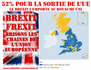 Place aux peuples : Dossier spécial #Brexit et referendum pour la sortie de l'Union Européenne !