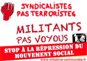 Antiterrorisme : plutôt que de protéger le pays, les renseignements de Hollande fliquent les opposants à la #LoiTravail #manif9juin
