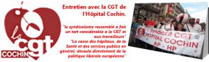 Entretien avec Bernard Giusti de la CGT de l'hôpital Cochin – IC n°170 – Lisez et Abonnez vous à Initiative Communiste