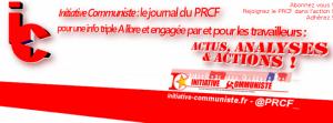 Pas de vacances pour www.initiative-communiste.fr – Restez connectés !