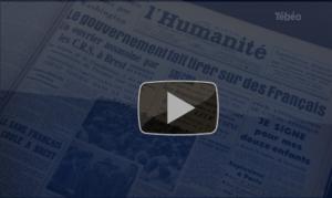 Brest Edouard Mazé jeune militant CGT tué par la police #documentaire