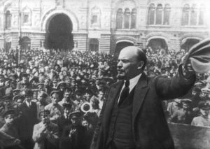 2017 – 100ème anniversaire de la Révolution d'Octobre 1917 : face au capitalisme destructeur, la voie ouverte par Octobre 1917 reste celle de l'avenir !