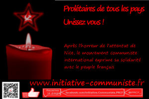 terrorisme mouvement communiste international