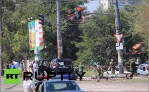 Scene-of-the-bomb-attack-against-Igor-Plotnitsky-in-Lugansk-on-August-6-2016