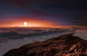 Recherche spatiale : découverte d'une planète dans la zone habitable de l'étoile la plus proche