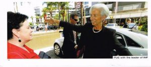 lagarde CES sharan burrow fmi