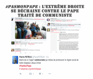 Le capitalisme c'est le terrorisme : quand le Pape dit vrai… la fachosphère l'attaque #PasMonPape