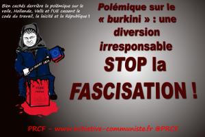 Polémique sur le « burkini » : une diversion irresponsable #burkini #racisme