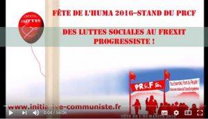 Des luttes sociales au FREXIT progressiste ? le débat pour la sortie de l'UE #vidéo