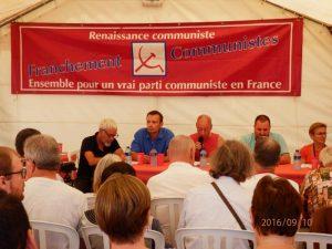 Quel syndicalisme pour défendre les droits des travailleurs ? débat à la fête de l'Humanité #vidéo