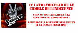 TF1 #thevoicekid ou le comble de l'indécence – par Floreal