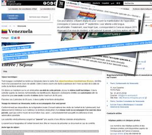 venezuela visa