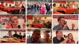 Meeting, débats : retrouvez les vidéos de la fête de l'Huma 2016