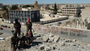 Brigade Krasucki: les combattants antifascistes contre Daesh témoignent de leur solidarité contre la répression antisyndicale en France