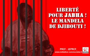 Djibouti : LIBERTÉ pour MOHAMED AHMED EDOU dit « Jabha »