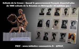 Enfants de la Creuse : Quand le gouvernement français déportait les enfants de la Réunion en Métropole !