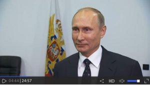 #vidéo Poutine répond aux questions de LCI, TF1 censure les réponses génantes ! #syrie