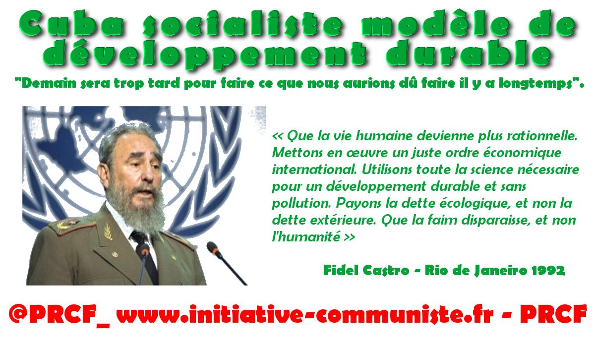 fidel-castro-cuba-socialiste-ecologie