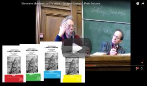 #vidéo La Philosophie à la lumière du Matérialisme Dialectique Conférence de Georges Gastaud [Séminaire Marx au 21e siècle – philosophie]