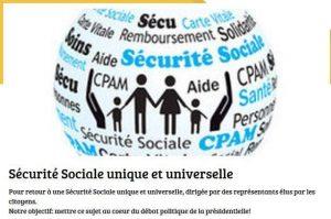 1000 pour le retour de la Sécurité Sociale à l'esprit du CNR : l'appel pétition !