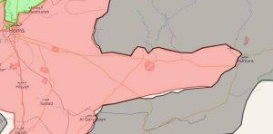 11 décembre 2016, Palmyre et sa cité antique réoccupée par Daech