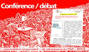 Conférence – LES ELITES FRANÇAISES ET LA  COLLABORATION [27/01/17 18h30 Paris M Alesia]