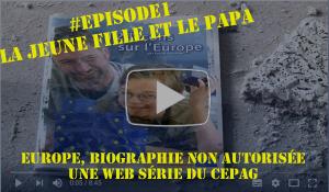 """#vidéo #Episode 1 de la websérie """"Europe, biographie non autorisée"""""""