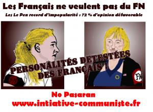 Le FN dégoute même ses élus ! Les Le Pen rattrapés par les affaires !