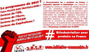 #vidéo Désindustrialisation : Témoignages d'ouvriers et propositions communistes du PRCF #CGT