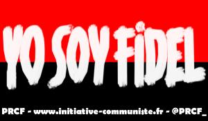 L'hommage de la Coordination Française de solidarité avec Cuba à Fidel Castro – [8 janvier 2017 – Saint Ouen]
