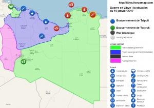 Sur la situation en Libye en ce début 2017. le point de vu du peuple malien, avec le parti SADI .