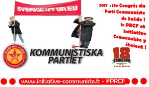 #Kommunistiska Partiet : 18e congrès du Parti Communiste de Suède – le PRCF y était, compte rendu !