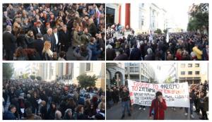 La persécution judiciaire provocatrice du maire communiste Kostas Peletidis, entamée par les nazis, n'a pas aboutie
