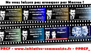 #vidéo Emmanuel Macron, incarnation du néofascisme libéral-libertaire ! – par AD