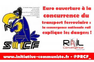 La SNCF et les cheminots au centre du viseur de Macron pour achever la privatisation ordonnée par l'Union Européenne.