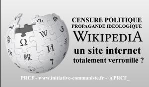 Wikipedia n'est pas une encyclopédie libre : un site verrouillé par une toute petite communauté. #wikipedia