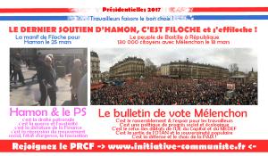LE DERNIER SOUTIEN D'HAMON, C'EST FILOCHE (on peut aussi l'écrire autrement…) ! – Par Floréal, PRCF