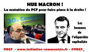 Hue Macron! – Par Floréal (PRCF)
