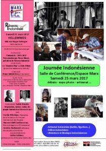 Journée indonésienne : L'Indonésie 1945 2017 ; La CIA et le génocide de 1965… film, débats, conférences… [25 mars Hellemmes]