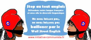 La France, cette grande puissance non anglophone la plus anglicisée au monde !