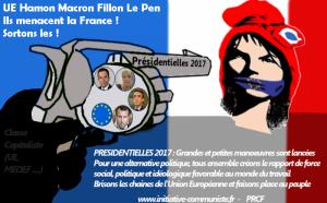 France : Encore une horrible campagne présidentielle – L'État profond monte à la surface
