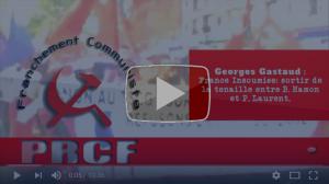 #vidéo France Insoumise : comment sortir de l'étau entre B. Hamon et P. Laurent  #JLM2017
