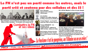 Front National : Les chiens ne font pas des chats ! – Par Léon LANDINI résistant FTP MOI
