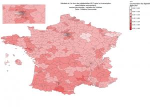 Présidentielles 2017 : le résultat historique du vote Mélenchon porteur d'espoir pour le mouvement social et les législatives [Carte et analyse détaillée des résultats]