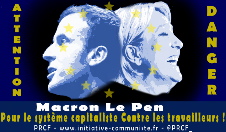 Convergence des luttes. Appel au 5 mai. La Fête à Macron !  - Page 3 Macron-Le-Pen-720x420