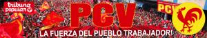 SOUTIEN TOTAL du P.R.C.F. au P.C. du VENEZUELA et aux FORCES ANTIFASCISTES et ANTI-IMPÉRIALISTES du VENEZUELA BOLIVARIEN