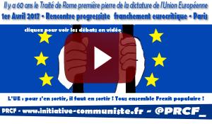 Retrouvez toutes les vidéos des Rencontres Eurocritiques sur la chaîne Youtube du PRCF