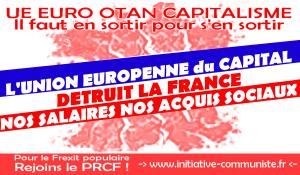 La France insoumise et la sortie « inéluctable » de l'UE et de l'euro